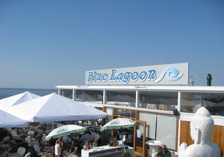 Bedrijfsfeest omgeving Scheveningen rest blue lagoon