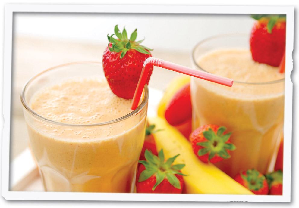 Smoothies als fruit alternatief smoothie large