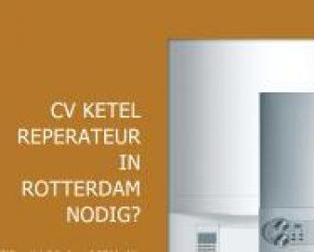 CV ketel Rotterdam