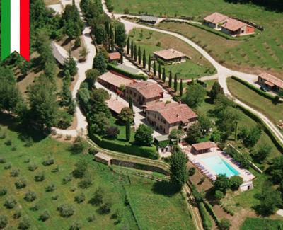 Vakantiehuis Italië
