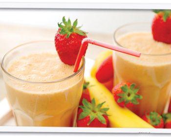 Smoothies als fruit alternatief